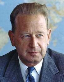 United Nations Secretary General, Dag_Hammarskjöld
